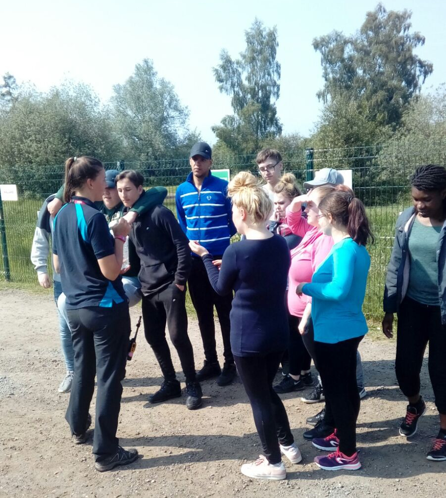 Team 20 at Norfolk Lakes ready to start residential